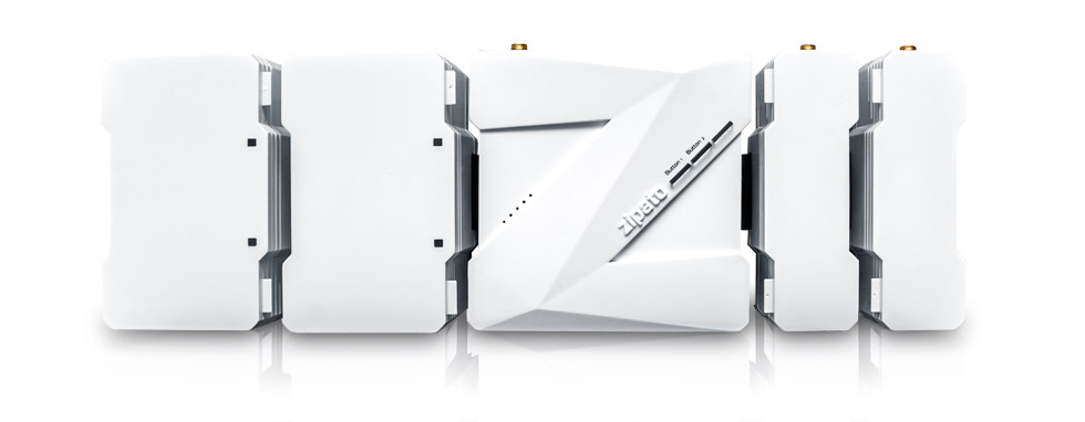 Z-Wave Zipato Zipabox gateway
